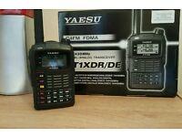 Yaesu FT-1XDE 144/430MHz Handheld
