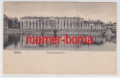 76904 Ak Metz Garnisonlazarett I 1916