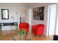Flat 1 bedroom first floor for rent in Hill St