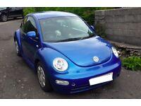 Rare 1.9 turbo diesel VW Beetle