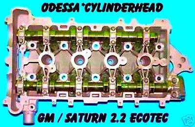 Gm Chevy Cavalier Cobalt Saturn 2 2 Dohc Ecotec Cylinder Head Rebuilt