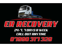 Manchester Breakdown Recovery Service