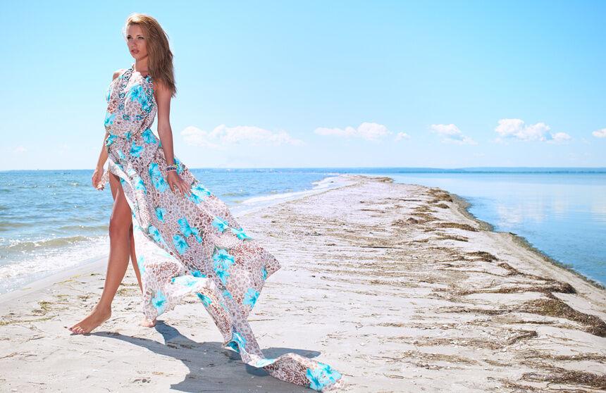 Stylish Ways to Wear a Beach Dress