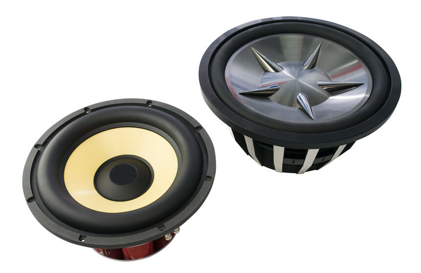 Buy car subwoofers