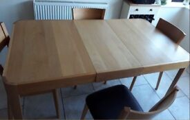 John Lewis Domino Extending Dining Table FREE DELIVERY 027