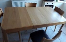 John Lewis Domino Extending Dining Table FREE DELIVERY 440