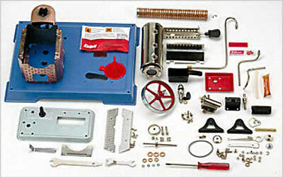 WILESCO D9 NEW TOY STEAM ENGINE KIT OF D10 - MADE IN GERMANY