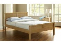 Double bed & 1000 pocket sprung Mattress