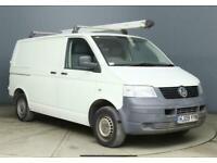 2009 Volkswagen Transporter T28 SWB PBV PV 102TDI,NO VAT TO PAY Panel Van Diesel