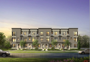 NuTowns Pickering. 1st access, lowest prices.  Call 416 948 4757