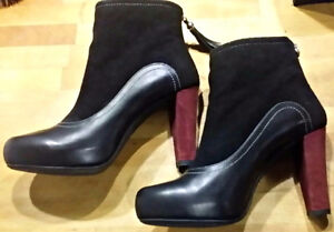 **NEW** Hush Puppy Cocktail boots size 7.5 medium