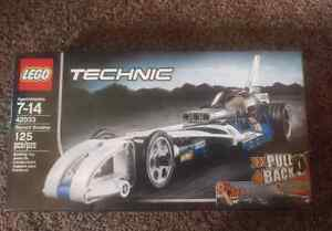 4 Sets Of Lego Technic