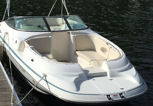 23 foot Chris Craft powerboat in excellent condition