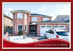 Family Home with Main Floor Office and 5pc Master Ensuite!