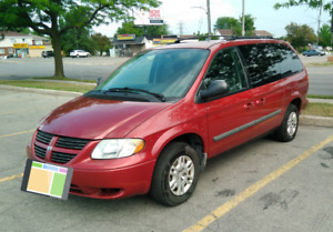 2007 Dodge Grand Caravan Stow-N-Go DVD