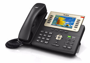 Yealink SIP-T29G 16 LINES VOIP PHONE Power Supply INCLUDED $200