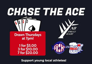 Chase the Ace Tickets