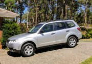 Subaru SUV Forester X, 2012, AWD, Registered till Aug 31, 2019 Morisset Lake Macquarie Area Preview