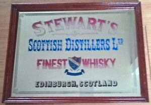 Vintage Stewart's Scottish Distillers Ltd. Finest Scotch Whisky