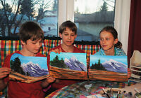 Art Classes for All - NW Calgary