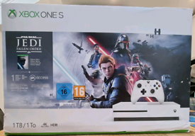 XBOX ONE S 1TB + 3 Games + Argos Guarantee