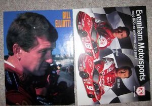 Evernham Motorsports Mayfield Bill Elliott Dodge Intrepid Poster