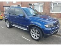 BMW X5 3.0d 2004 BREAKING for spares