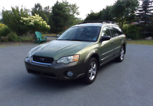 2006 Subaru Outback, Manual
