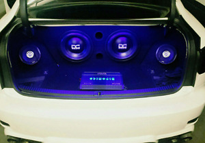 HIFONICS BRUTUS ELITE 1250W RMS WITH 150A FUSE KIT