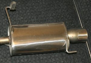 High quality SS exhaust DC2 1994-2001 Acura Integra