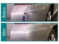 auto body dent repairs starting from £30