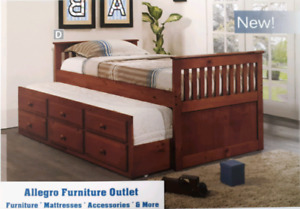 Special price! New Captain bed Now on sale