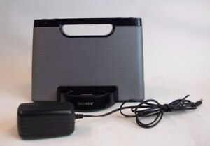 Haut-Parleur Sony pour IPod/IPhone/Android/MP3  docking system