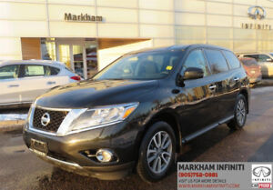 2015 Nissan Pathfinder S SUV, 7-seater. Finance Available!!