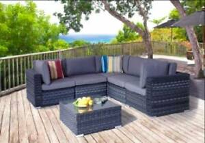 Outdoor Furniture Sofa Bali L Shape Modular Set - Decor My Villa Berwick Casey Area Preview