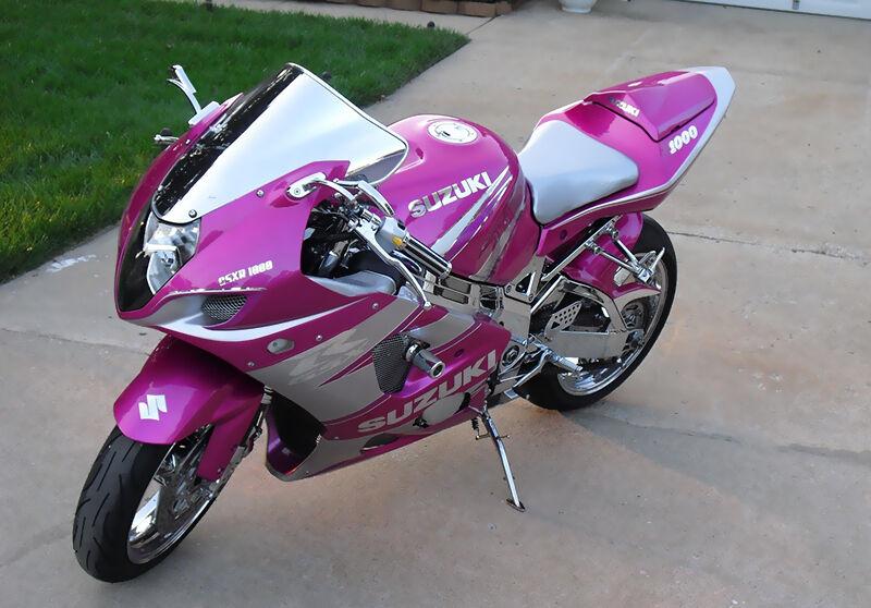 1000 oder 1100? Die Motorräder der Suzuki GSXR-Reihe im Vergleich