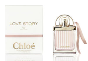 BRAND NEW OPEN BOX CHLOE EAU DE PARFUM LOVE STORY 50ML $60 FIRM