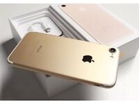 Brand new iPhone 7 gold 128GB