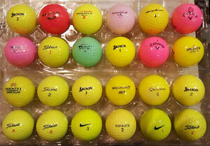 2 dozen coloured balls for $10