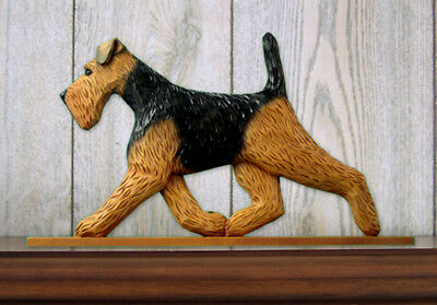 Used, Welsh Terrier Sign Plaque Wall Decor for sale  Rochester