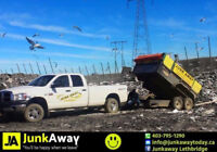 Junk Removal, Hot Shot and Delivery, Movers,