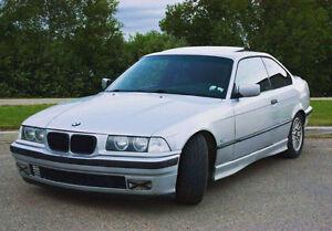 1998 BMW 3-Series E36 328is Coupe (2 door)