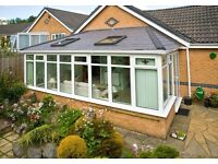 Conservatory roof conversions from only £3995!