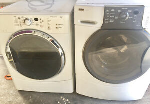 Limited Edition H.E *KENMORE* Front Load Washer & Dryer