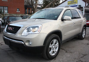 2010 GMC Acadia 7 SEATS***EXTRA CLEAN***ONE OWNER