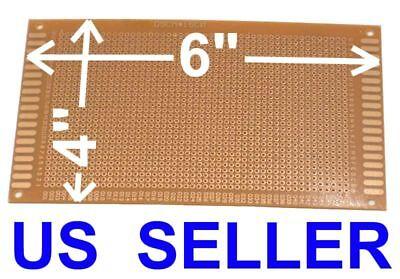 1 Pc 4x6 9x15cm Prototyping Pcb Printed Circuit Board Prototype Breadboard