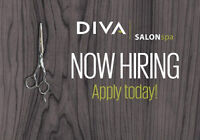 We are currently hiring a full-time stylist to join our team!