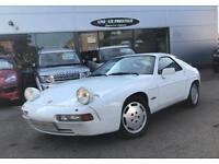 1990 Porsche 928 5.0 S Series 4 - VAT QAUILFLYING - Petrol white Automatic