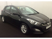 2013 HYUNDAI I30 1.6 CRDI ACTIVE GOOD / BAD CREDIT CAR FINANCE FROM 34 P/WK