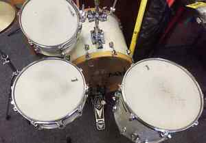Used Drum Sets, Single Drums, Shell Packs - Store Closing Sale